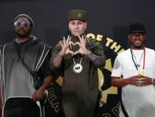 Black Eyed Peas naar Zwarte Cross