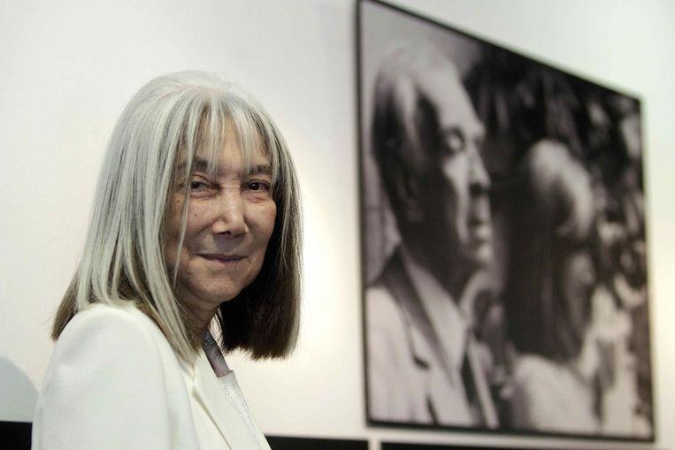 Maria Kodama Beeld anp