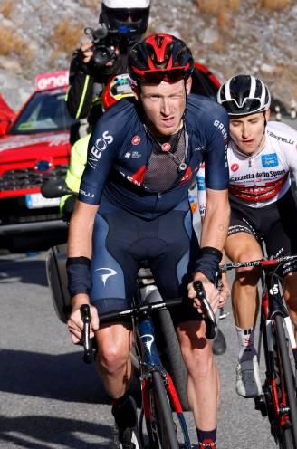 Afloop Giro blijft onvoorspelbaar: drie renners strijden met bang hartje voor eindwinst
