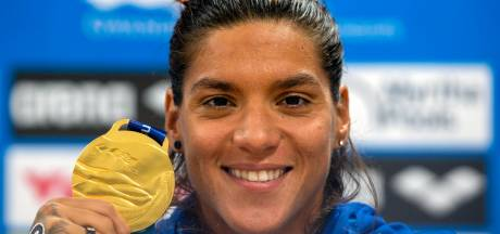 Cunha verovert opnieuw zwemgoud op WK open water