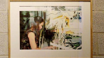 Albertine Eylenbosch stelt tentoon in Administratief Centrum