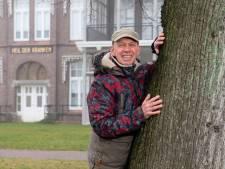 Even wennen voor tuinman Chris: zijn werk bij MST zit erop