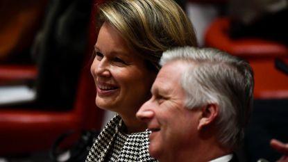 Geen Belg zo gelukkig als de koning: Filip zelfzeker, verliefd en vol vertrouwen in New York