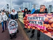 Actievoerders tegen Zwarte Piet niet tussen gewone publiek