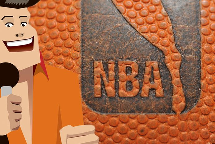 De NBA-quiz.