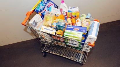 AZ Sint-Lucas en Maria Middelares regelen afhaaldienst voor boodschappen voor personeel op de ziekenhuisparking