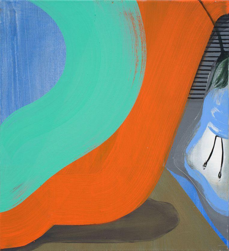 Werk van Janine van Oene. Beeld Galerie Gerhard Hofland