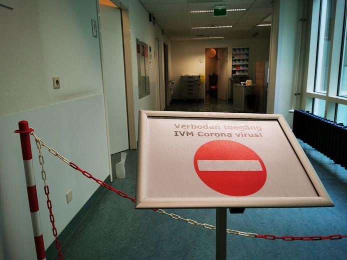 Rijnstate Ziekenhuis Arnhem neemt maatregelen tegen coronavirus.