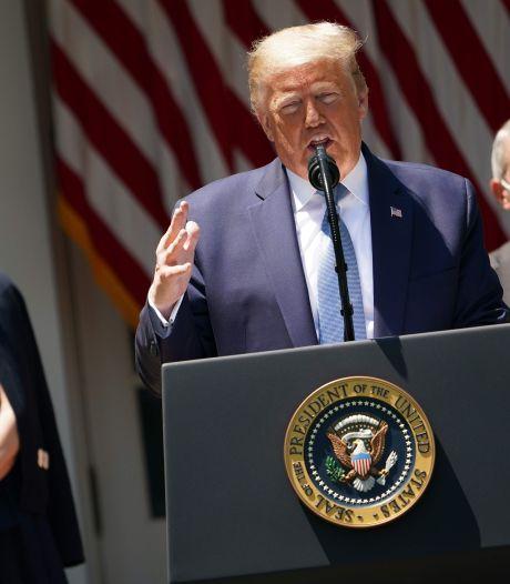 Iran vaardigt arrestatiebevel uit tegen Donald Trump om dood generaal, Interpol weigert