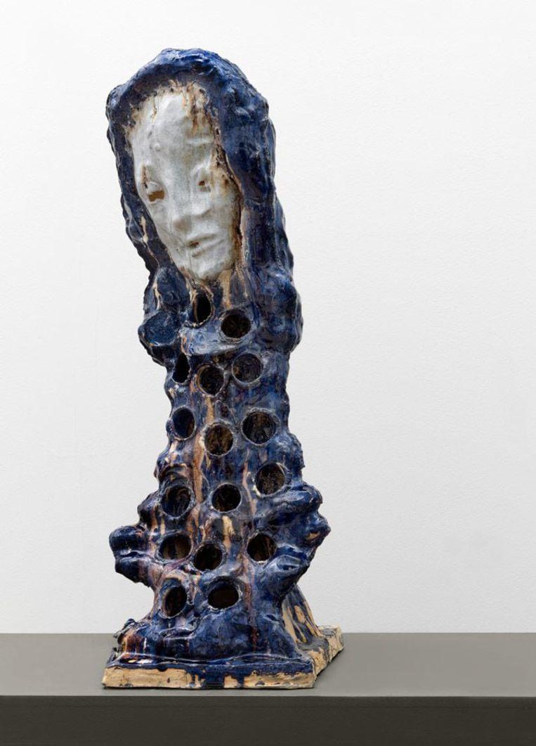 Dew II (2019), Josef Tahon. Beeld Galerie Gerhard Hofland