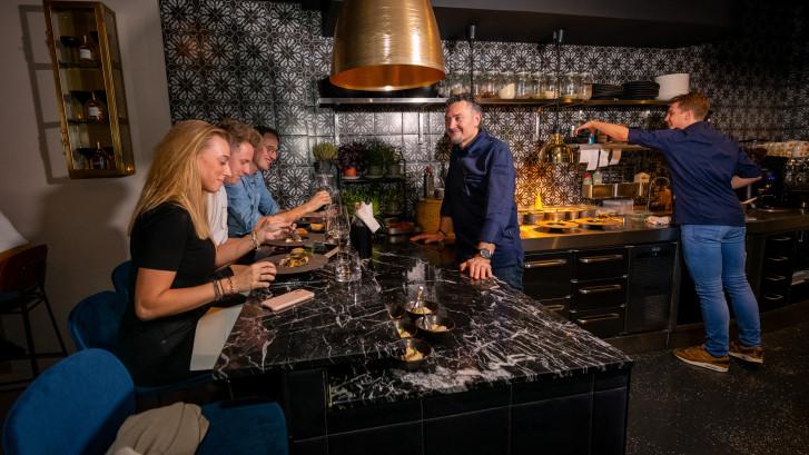 Ogen dicht en genieten: 'Mangiare!' bij D'Andrea's in Zwolle