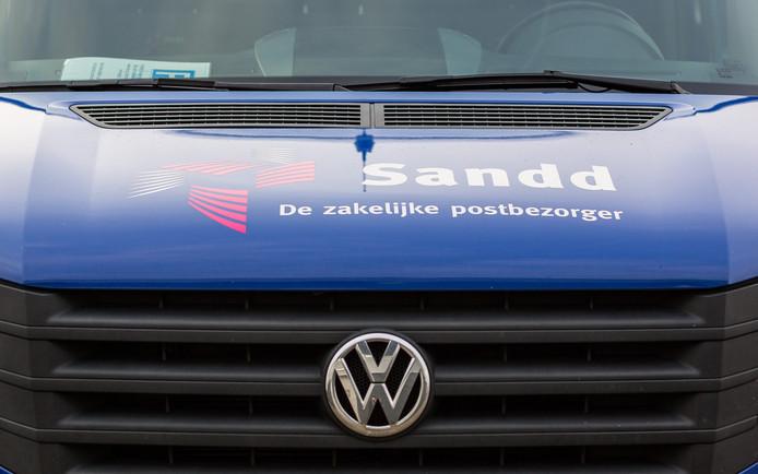 Als het aan het kabinet ligt, fuseren PostNL en kleine concurrent Sandd.