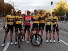 Roglic en Jumbo-Visma sluiten jaar af aan kop wereldranglijst, Van der Poel beste Nederlander