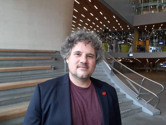 Maurits Gemmink (SP).