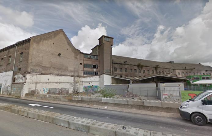 Gebouwen van de voormalige Sphinx-fabrieken in Maastricht