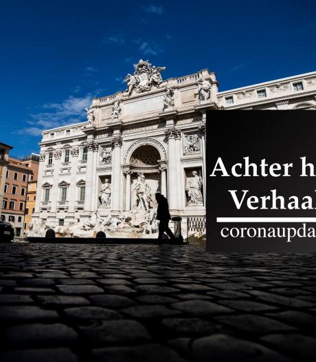 Podcast | Correspondent mag niet naar buiten in Rome
