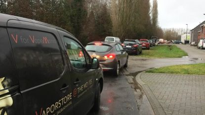 In file naar containerpark