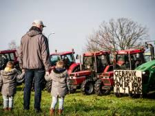 Nieuwe acties van boeren op veertig plekken door heel Nederland