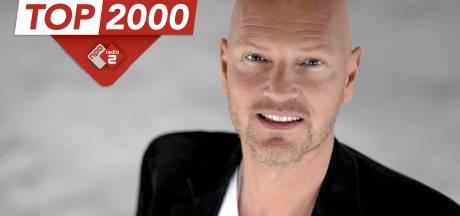 20 jaar Top 2000: 'Ik stond te vechten tegen de tranen'