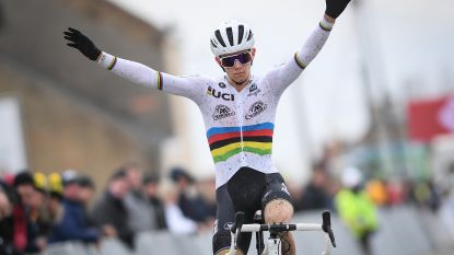 Wereldkampioen Thibau Nys zet puntjes op de i in Middelkerke