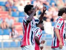 LIVE | Willem II neemt de wedstrijd over na goals van Wriedt en Trésor