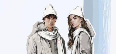 Russische atleten in grijs naar Winterspelen