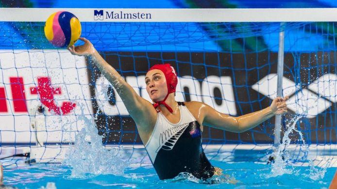 Jessica Milicich is komend seizoen keepster van het eerste vrouwenteam van Het Ravijn