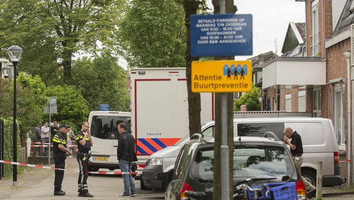 Het lichaam van het slachtoffers werd in juni gevonden aan de Costerlaan in Zeist.