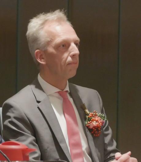 Sjors Fröhlich beëdigd als burgemeester