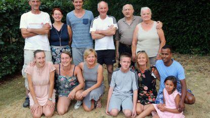 Maria ontmoet na acht jaar opnieuw haar familie
