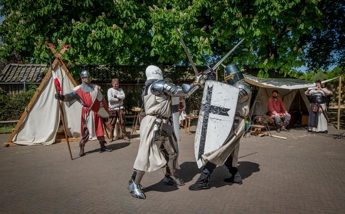 Ridders in Enschede, zijn ze binnenkort geschiedenis?