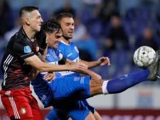 PEC Zwolle in seizoensouverture onderuit tegen Feyenoord, maar zeker niet in paniek