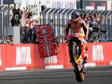 Márquez hoort bij de allergrootsten met vijfde wereldtitel in MotoGP