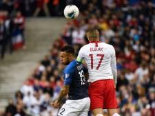 La France freinée par la Turquie (1-1)