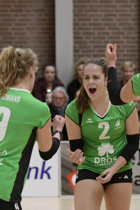 Volleybalsters Alterno Apeldoorn degraderen uit eredivisie na 'coronabesluit' bond