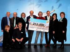 Koren van Ambachtse dirigent halen ruim twee ton op voor kankeronderzoek