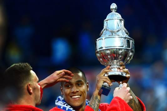 Darryl Lachman won in 2014 de KNVB-beker met PEC Zwolle. Na vier jaar keert hij terug.