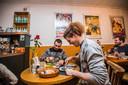 Insectenavond bij restaurant Gavius in Arnhem.