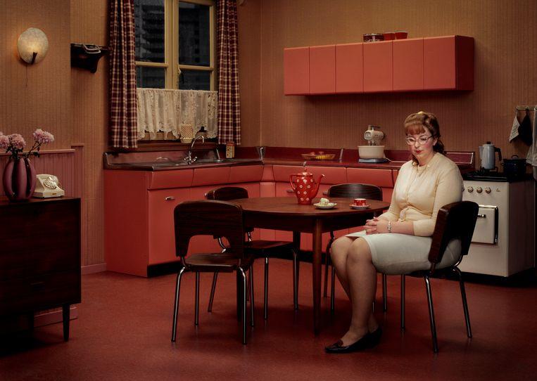 Erwin Olaf (1959), Hope The Kitchen, 2005. Beeld Erwin Olaf