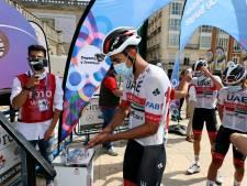 Tour de Burgos: UAE écarte trois coureurs par précaution