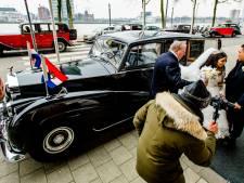 Verliefde Rotterdammers blijven 'ja' zeggen