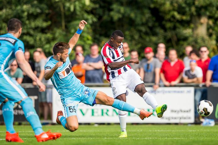 Willem II en Gent speelden de laatste jaren al vaker oefenwedstrijden tegen elkaar.