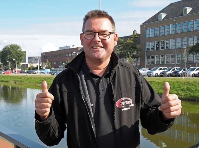 Paul van Goethem (55) uit Vogelwaarde vindt Zeeuws-Vlaanderen top.