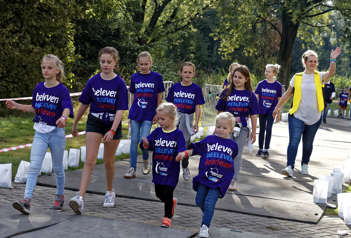 SamenLoop voor Hoop in Sint-Michielsgestel