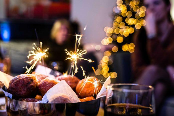 De overgang van 2017 naar 2018 verliep niet van een leien dakje aan een feestzaal in Avelgem.