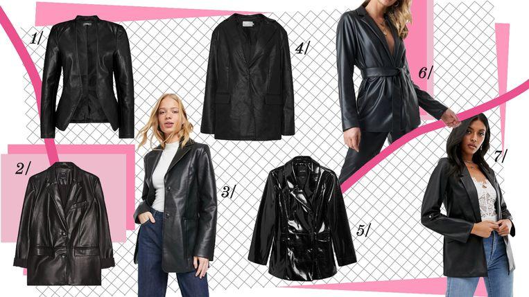 Alternatieven voor de Zara-blazer