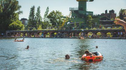 Zwemmen kan volgens minister Peeters in het Houtdok, de Watersportbaan, de Lieve en zelfs Gentbrugge-sluis. Maar wanneer?