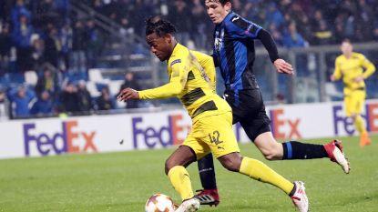 Dortmund plaatst zich op nippertje