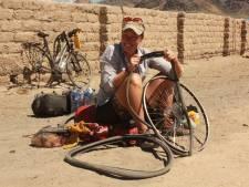Janneke Verhagen is na wereldreis op de fiets weer terug in Veghel
