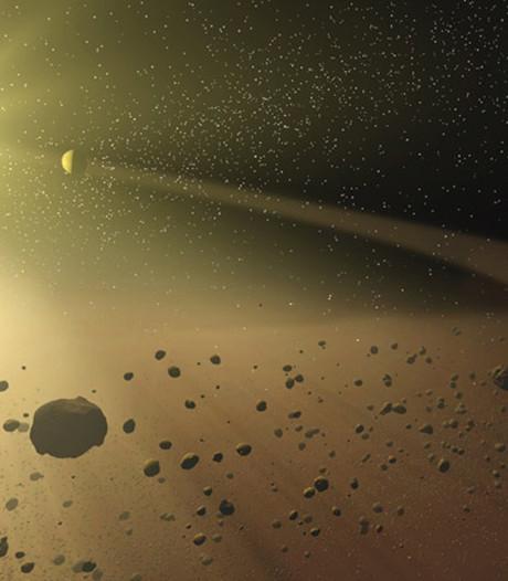 Den Bosch heeft eigen planetoïde